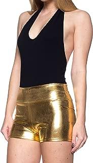 Women's J2 Love Faux Leather Shorts
