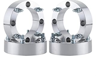 Orion Motor Tech 4x156 Wheel Spacers with 12x1.5 Studs, Compatible with 2013+ Polaris Ranger, 2014+ Polaris RZR XP 1000, 2015+ Polaris RZR Trail 900, 900 XC and RZR High Performance S 900