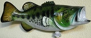 Land & Sea Large Mouth Bass 12