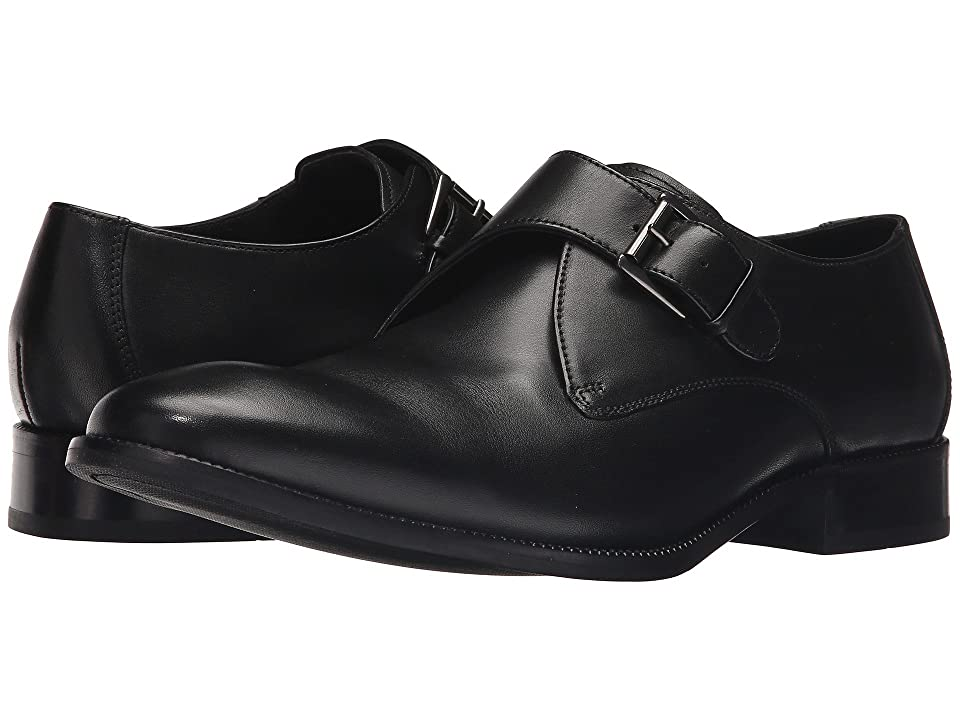 Cole Haan Williams Monk (Black) Men