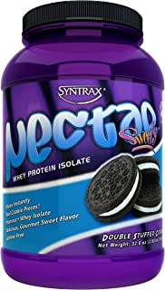 Syntrax Nectar Sweets, Double Stuffed Cookie, 2 Lb