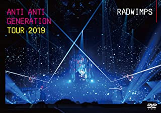ANTI ANTI GENERATION TOUR 2019[DVD]
