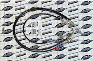 EZ Slider 3pc Cable Set Fits 1966-68 Buick Full Size Models Heat Only #26-1168