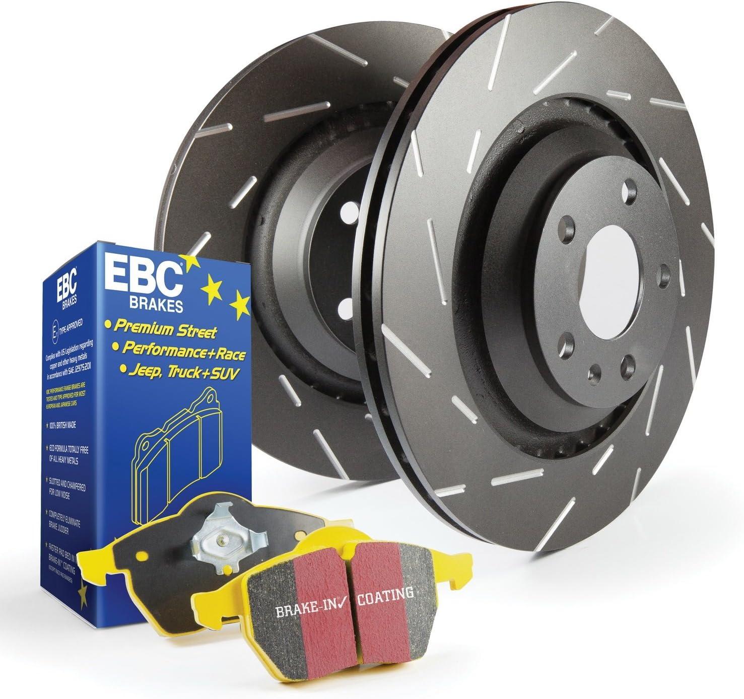 EBC S9KF1777 Kit Max 53% 55% OFF OFF Brake