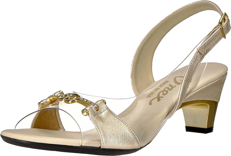 O-NEX Womens Sweet Dress Sandal