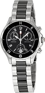 Women's MWW12C000004 Tahitian Black Dial Watch