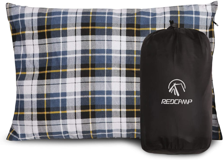 REDCAMP Outdoor Camping Pillow