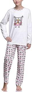Timone Pijama Conjunto Camisetas y Pantalones Vestidos de Cama Ni/ña Adolescente 210