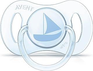 Philips Avent Newborn Pacifier, 0-2 months, blue/green, 2...