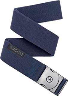Arcade Navy Core Ranger Web Belt (One Size, Navy)