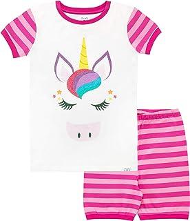 Harry Bear Pijama Corta para niñas Unicornio