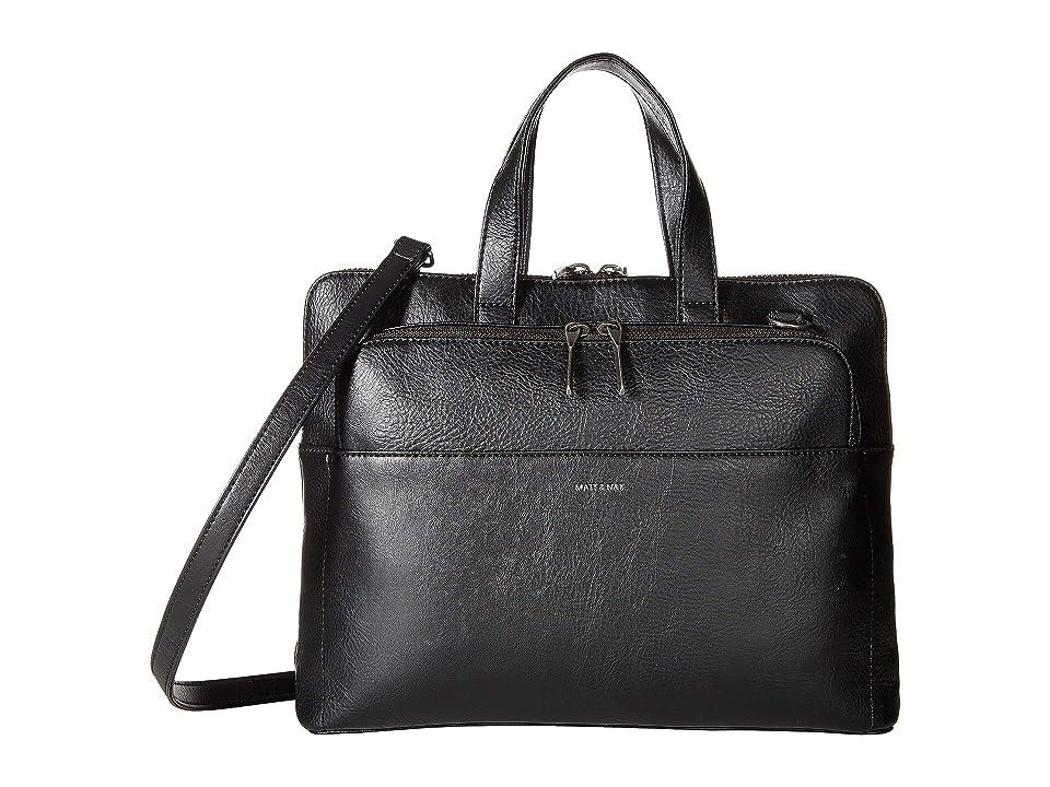Matt & Nat Dwell Cassidy (Black) Handbags