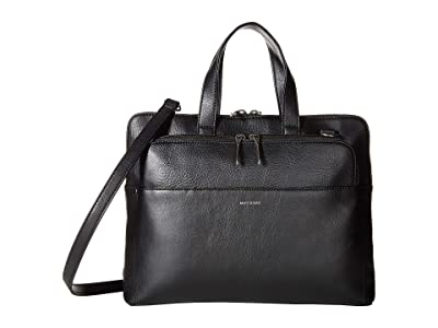 Matt & Nat Dwell Cassidy (Black) Handbags