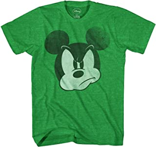 4ffc68a67fbd Disney Mad Mickey Mouse Adult Mens T-Shirt
