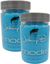 Bundle - 2 Items : Johnny B Mode Styling Gel Medium Hold, 32 Oz (2 Pack)