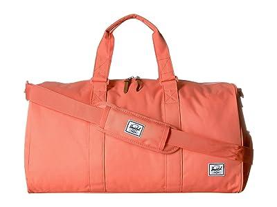 Herschel Supply Co. Novel Mid-Volume (Fresh Salmon) Duffel Bags