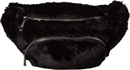 Jaida Fur Belt Bag