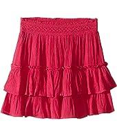 Polo Ralph Lauren Kids - Tiered Skirt (Little Kids)