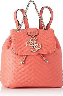 Guess Casual Daypacks Backpacks for Women , Orange , VG729432 COR