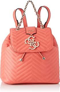 Guess Casual Daypacks Backpacks for Women , Orange , VG729432 COR