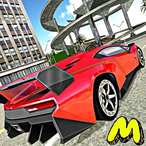 Ultimate Car Driving Simulator - Real Speed Racing