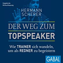 Der Weg zum Topspeaker: Wie Trainer sich wandeln, um als Redner zu begeistern