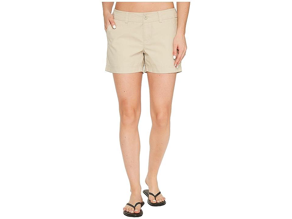 Columbia Compass Ridge Shorts 4 (Fossil) Women