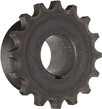 Martin 5016 Roller Chain Coupling, Sintered Steel, Inch, 16 Teeth, 1 1/4