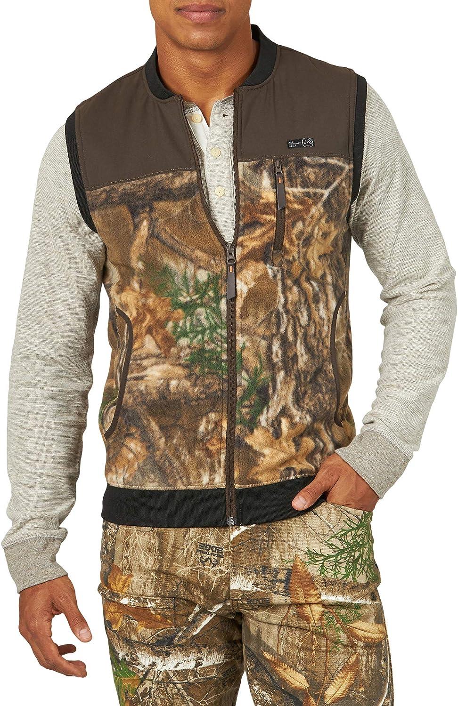 新作送料無料 ATG by Wrangler Men's Fleece Bomber セール特価品 Vest