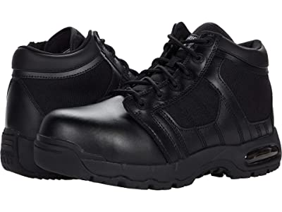 Original S.W.A.T. Metro 5 Side Zip Safety Toe