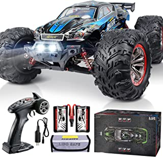Hosim Large Size 1:12 Scale High Speed 46km+/H 4WD 2.4Ghz Remote Control Truck 9156, Radio Controlled Off-Road RC Car Elec...