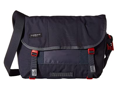 Timbuk2 Flight Classic Messenger Small (Granite/Flame) Messenger Bags