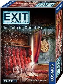 EXIT - Der Tote im Orient-Express 694029 Brädspel