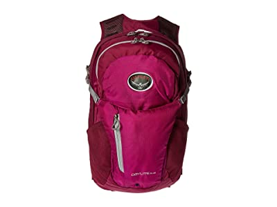 Osprey Daylite Plus (Eggplant Purple) Backpack Bags