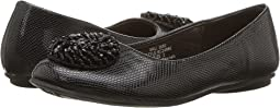kensie girl Kids - Patent Flat with Embellished Toe (Little Kid/Big Kid)