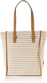 TOM TAILOR Schultertasche Damen, Torino, 44,5x13x39 cm, Shopper groß, Handtasche