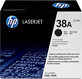 HP 38A | Q1338A | Toner Cartridge | Black
