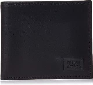 GUESS MEN'S WALLET 31GUE22056 BLA Global Passcase, ONE SIZE (Black)