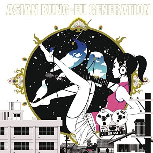 asian kung-fu generation sol-fa