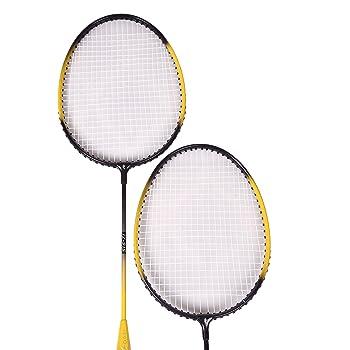 MATZO Aluminum Blend Badminton Racket with Full Cover