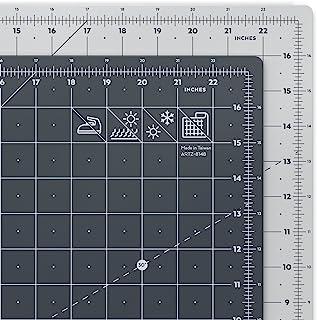 "ARTEZA Self Healing Rotary Cutting Mat, 18""x24"" with Grid & Non Slip.."