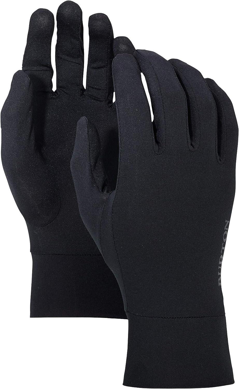 Burton Touchscreen Liner, True Black New, Large/X-Large