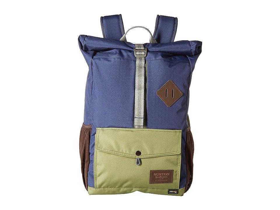Burton Export Pack (Mood Indigo Ripstop Cordura) Backpack Bags