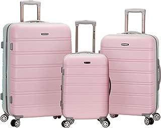Melbourne 3 Piece Abs Luggage Set, Mint