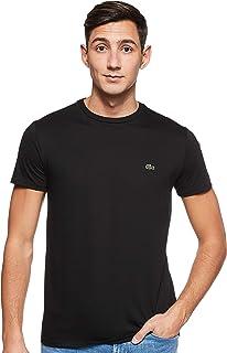 Lacoste Men's Crew Neck Pima Cotton Jersey T-shirt T-Shirt