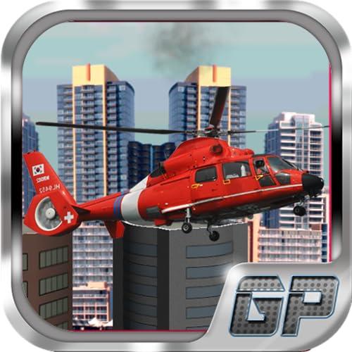 GPI Chopper Combat Armada 3D