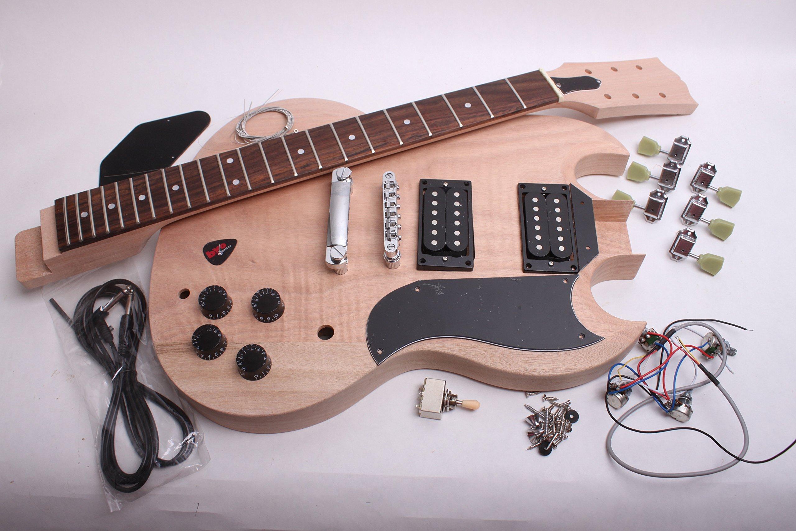 Cheap SG Electric Guitar Kit Black Friday & Cyber Monday 2019