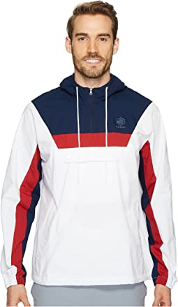Elite Fitness 1/2 Full Zip Anorak
