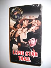 Lone Star Trail VHS