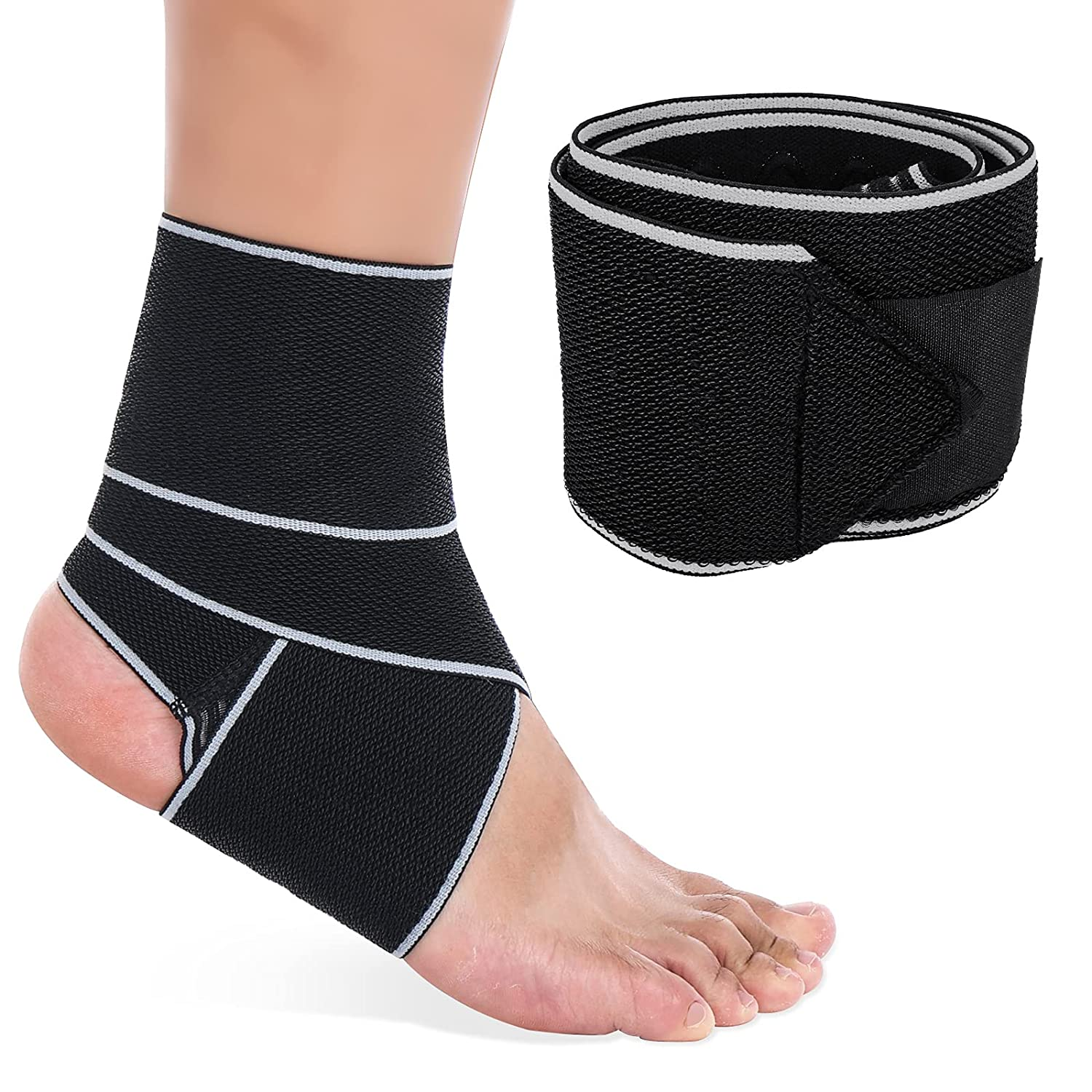 ASTER Ankle Support Brace Cheap mail order specialty store Adjustable Breathabl Max 84% OFF Nylon